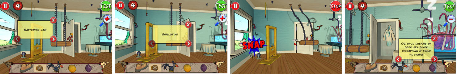 Rube Works screen shots